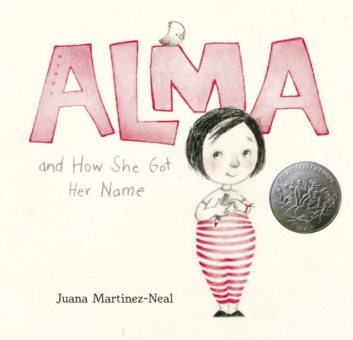 Book Cover of Alma