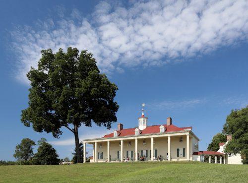 Image of Mount Vernon Estate Mansion