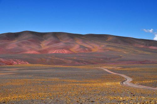 hills in Argentina